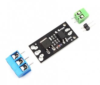 Mosfet 9.4A tbv PWM sturing