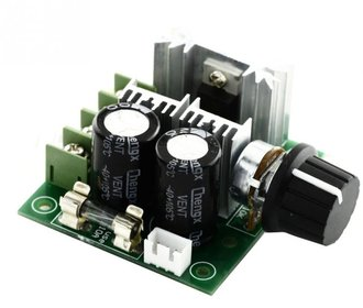 Motor controler PWM 12-40V 10A