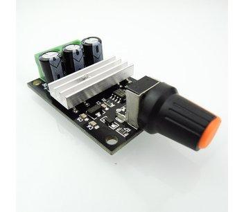 Motor controler PWM 6-28V 3A