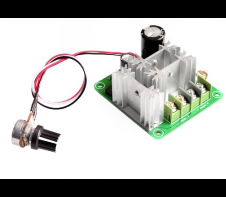 Motor controler PWM 6-90V 15A