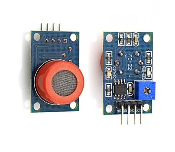 MQ-3 Alcohol, Ethanol Sensor