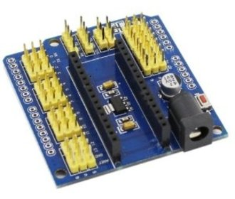 Nano sensor expansion board