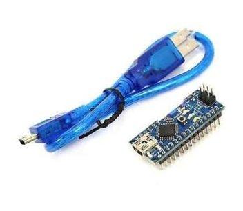 Nano v 3.0 mega 328p ftdi chip + USB kabel