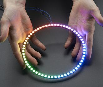 Neopixel ring 60 ws2812 adresseerbare led