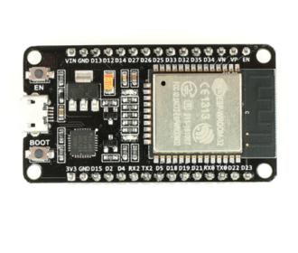 NodeMcu ESP-32 Wroom Wifi en Bluetooth