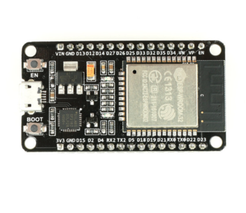 NodeMcu ESP-32 Wroom Wifi en Bluetooth