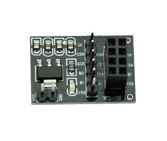 NRF24L01 adapter board