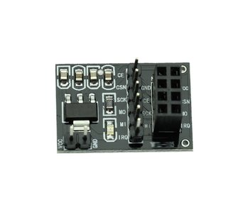 NRF24L01 adapter board