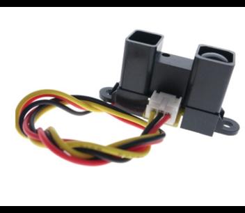 Optische sensor Sharp 2Y0A021
