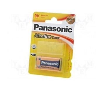 Panasonic 9V batterij