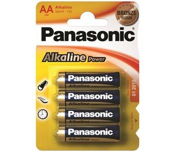 Panasonic penlite batterijen 4 stuks AA