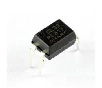 PC 817 optocoupler