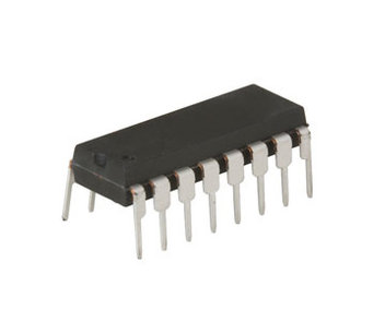 PCF8591 DIP-16 NXP/PHI 8-Bit A/D and D/A Converter IC