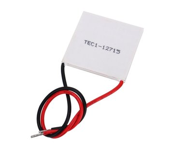 Peltier element  136.8 Watt