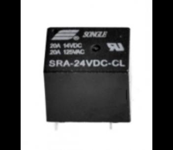 Printrelais 24v DC SRA-24VDC-CL