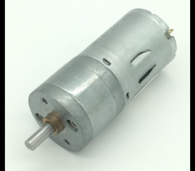 Reductie motor 12V