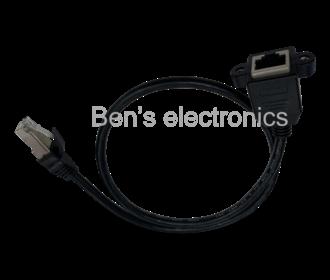 RJ45 Netwerk kabel mount 50cm