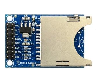SD kaart module