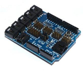 Sensor shield v 4.0 Uno, Leonardo