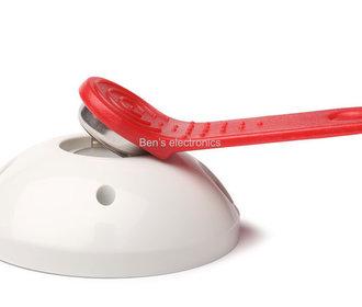 Smart button ibutton Dallas key rood