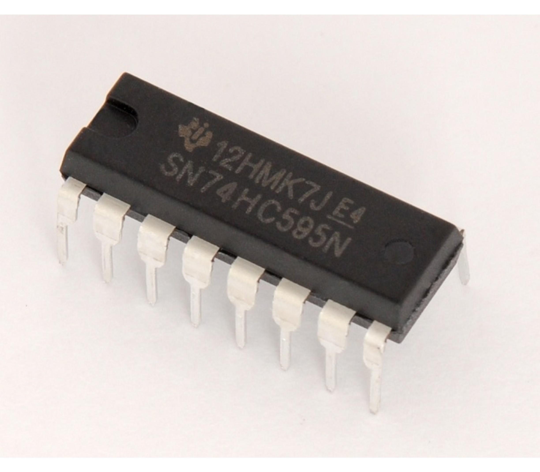 SN74HC595 Logica IC PDIP-16