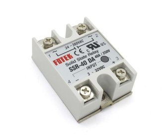 Solid state relais 25A SSR DC-AC