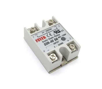 Solid state relais 40A SSR DC-AC