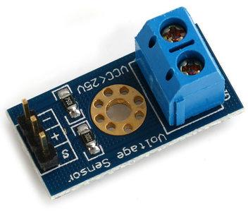 Spannings sensor