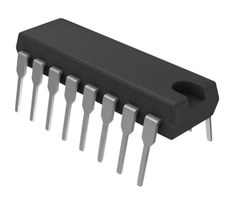 TM1637 led display driver chip