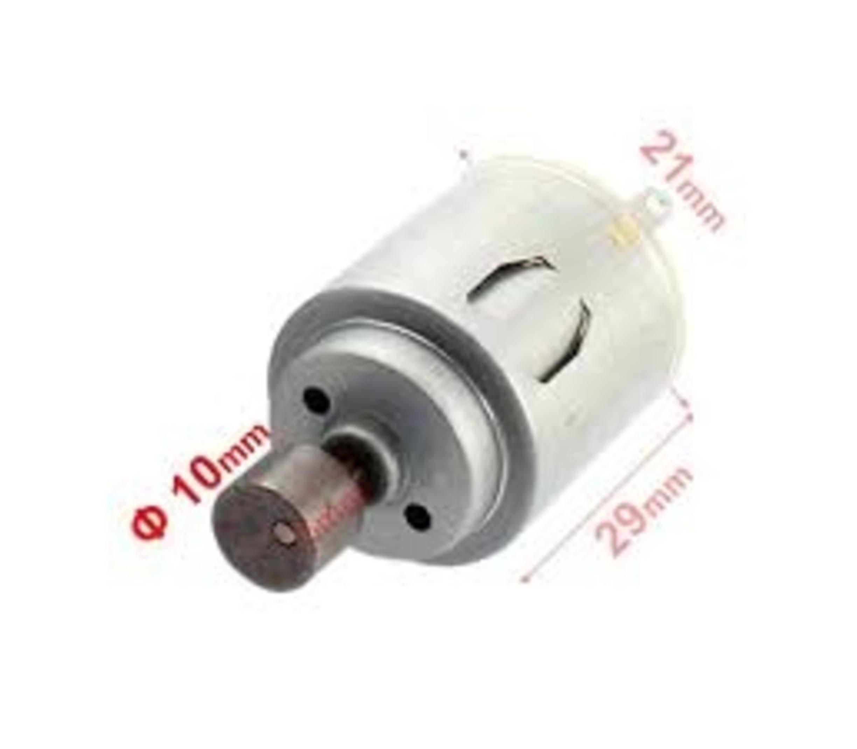 Tril motor type 140 1.5 Volt