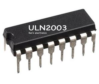 ULN 2003 ULN2003 IC