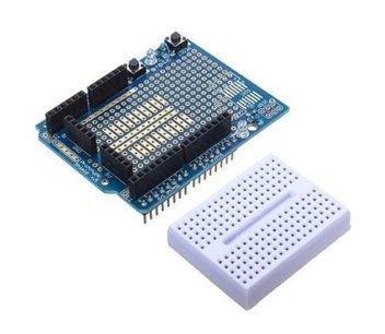 Uno Leonardo prototyping shield