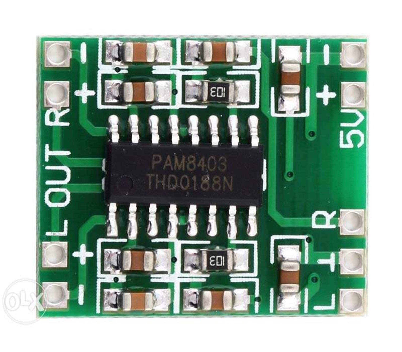 Versterker 2 x 3 Watt PAM8403