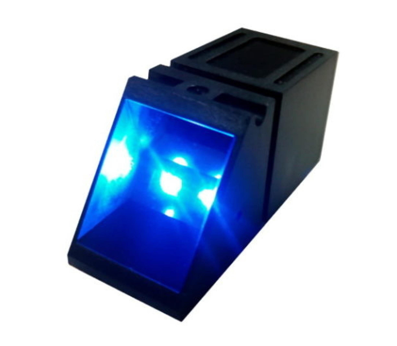 Vingerafdruk sensor scanner