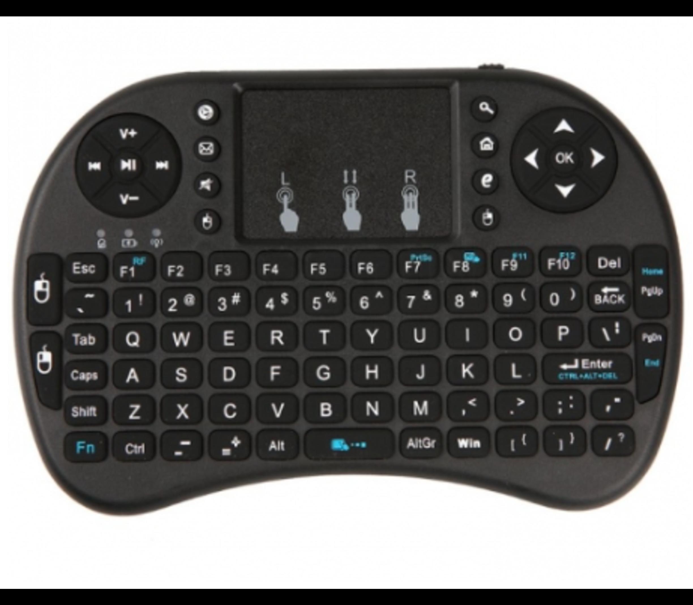 Wireless keyboard mousepad 2.4G