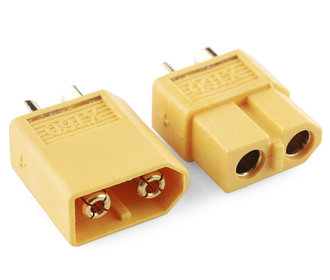 XT60 set male en female connector