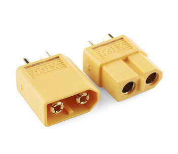 XT60 set male en female connector
