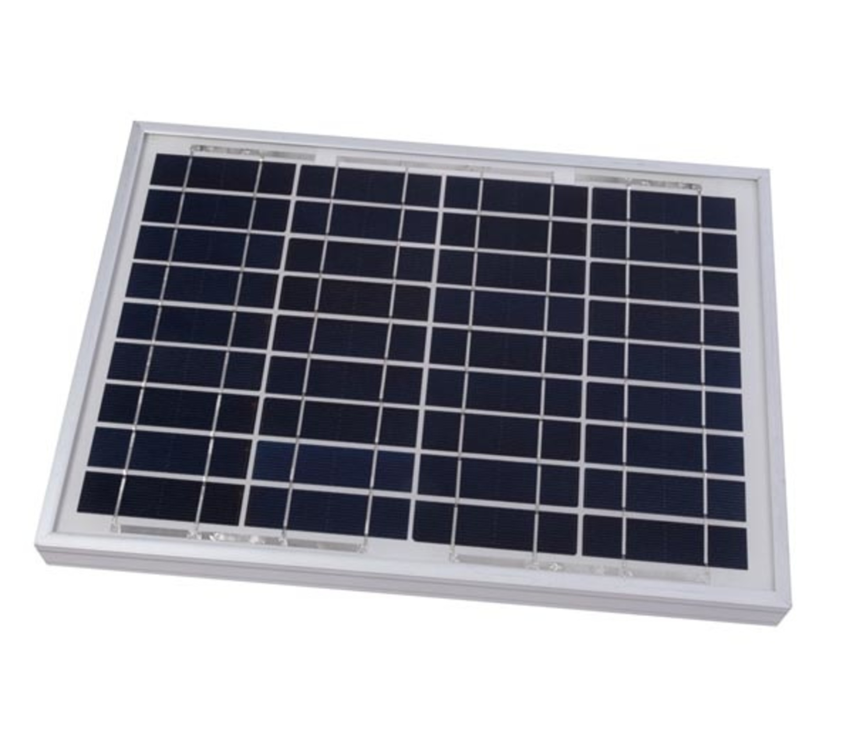 Zonnepaneel 12V 10 Watt