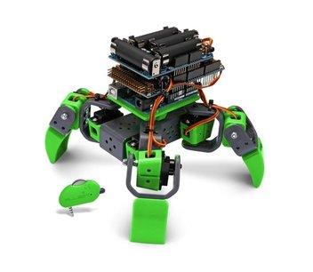 Velleman ALLBOT® robot 4 poten incl. Uno