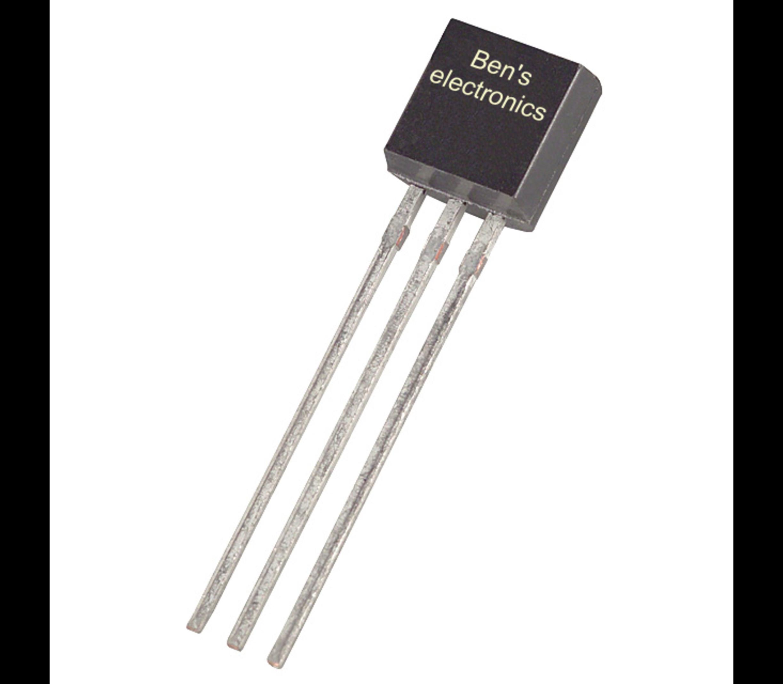 BC549 transistor