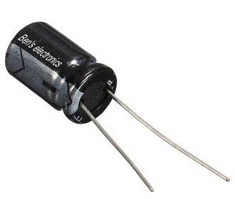 1000 uF 35V elektrolytische condensator
