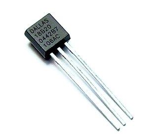 DS18B20 TO92 temperatuursensor