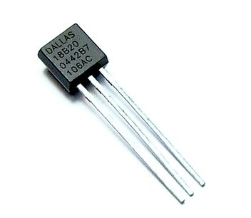 DS18B20 TO92 temperatuursensor