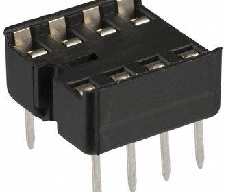 8 pins dip ic socket