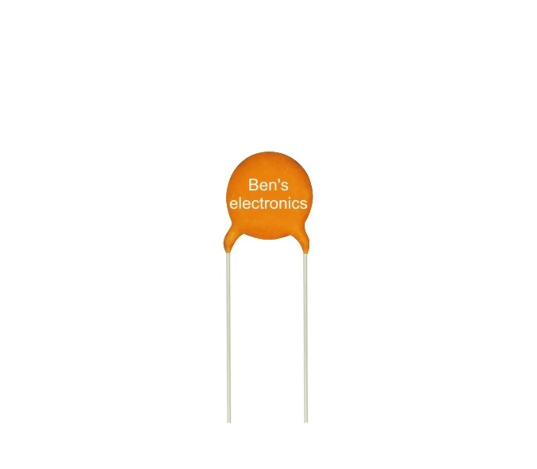 Keramische condensator 4,7 nF