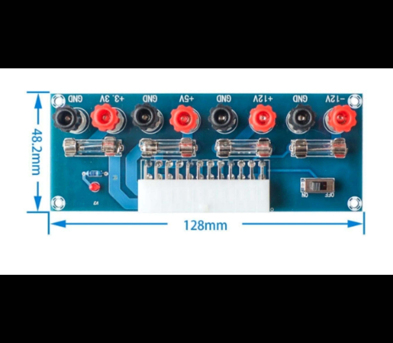 ATX voeding maken met deze module