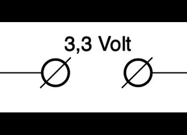 3,3 Volt