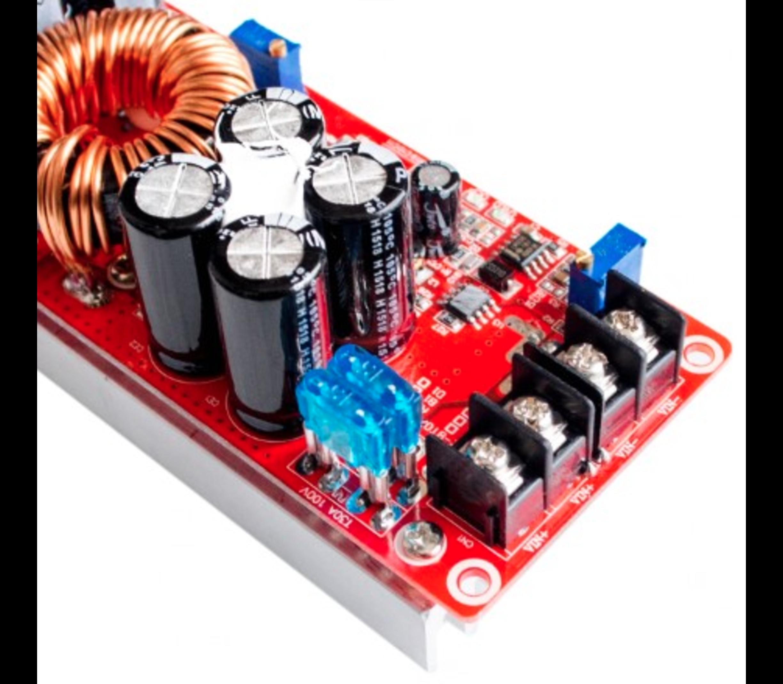 1200W DC step up boost converter