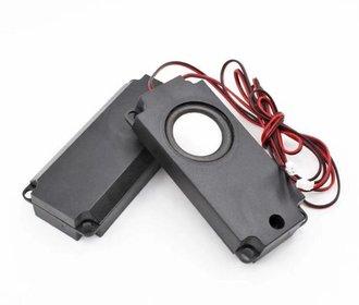 luidspreker boxjes 3 watt 4 ohm set