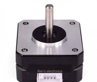 Nema 17HS4023 platte motor